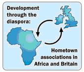 Development through the Diaspora
