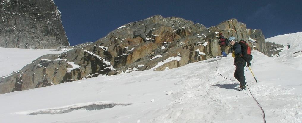 Lucinda Mileham Elena Glacier