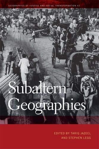 Subaltern Geogs