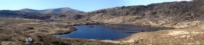Round Loch of Glenhead, Scotland