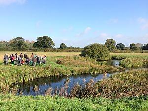 Pond workshop