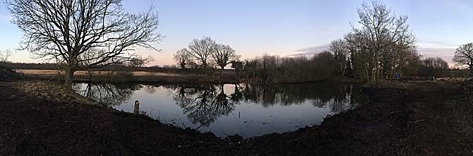Restored Pond Banner 670