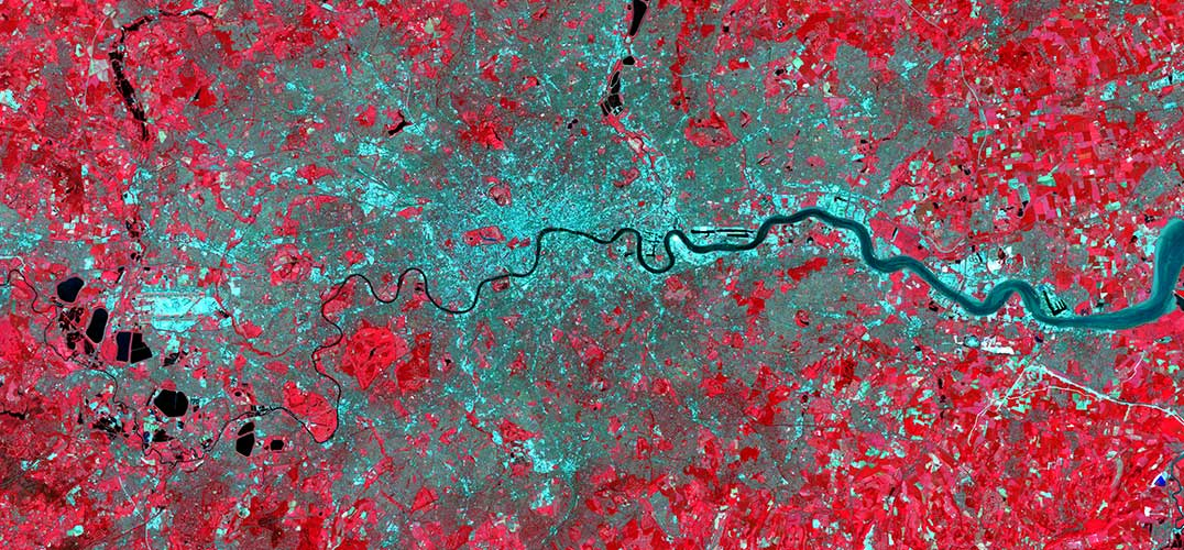 MSc Remote Sensing and Environmental Mapping (RSEM) — UCL Department