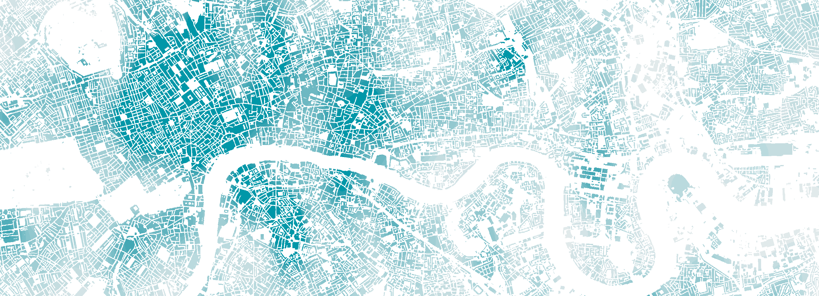 The density of Tweets about education in Central London (Lansley and Longley, 2016)